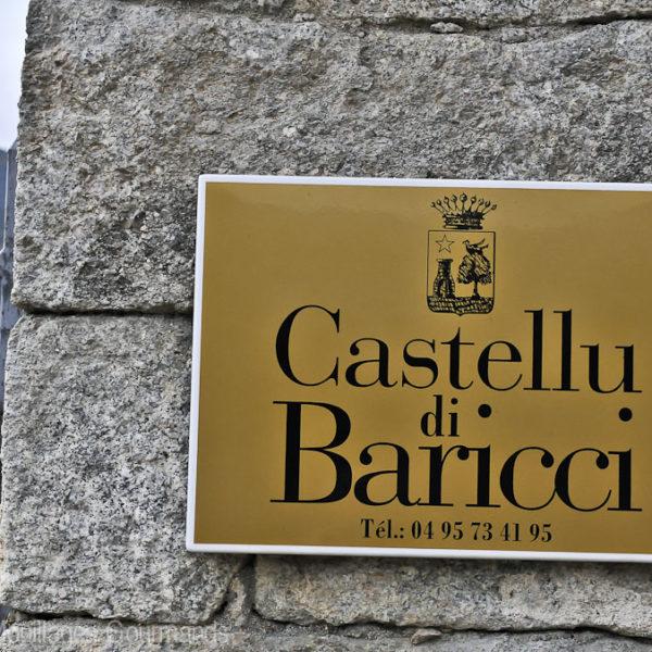 Domaine Castellu di Baricci